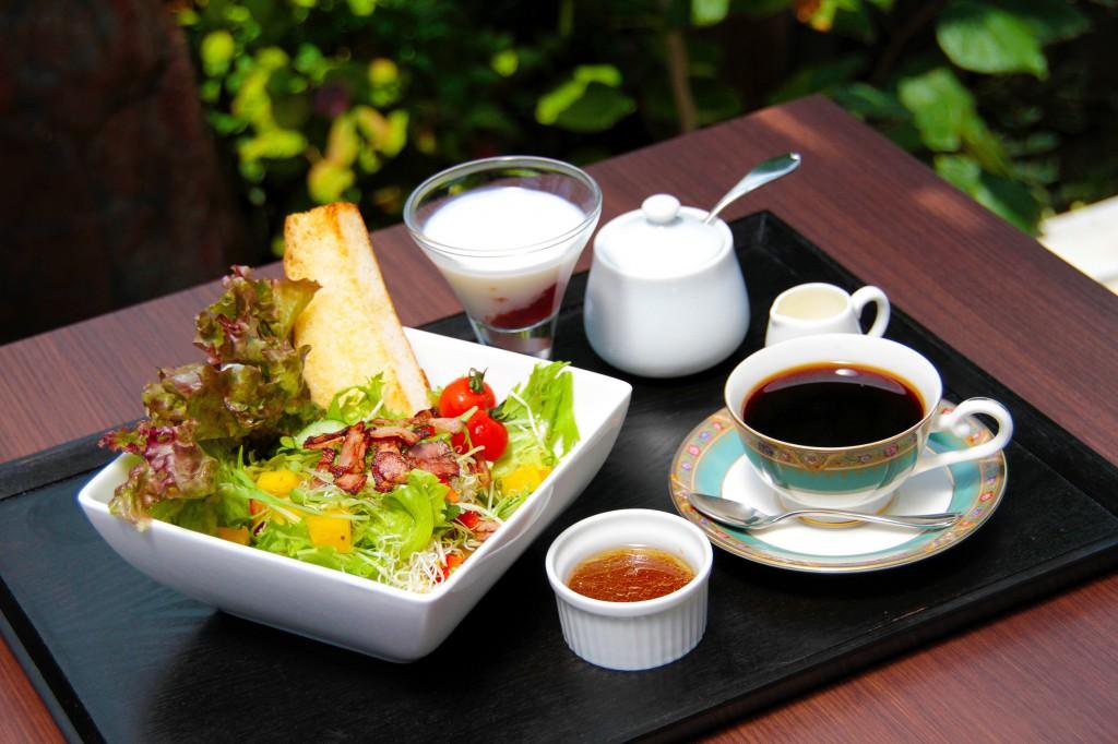 [menu]mサラダモーニング