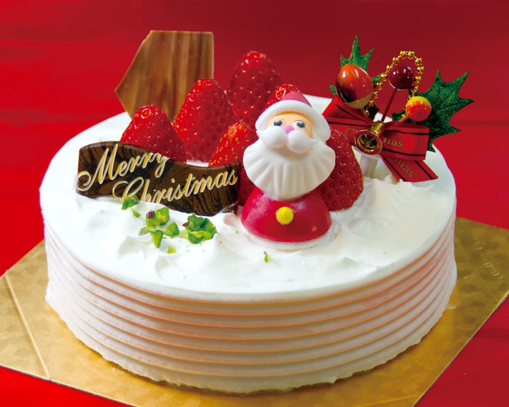 フレーズ・ドゥ・ノエル(18cm) 厳選された大山の生クリームのみを使用して、国産いちごと手作りのコンフィチュールをサンドしたオリジナルのクリスマスケーキです。18cmサイズ。 サイズ:18cm 4,600円(税込)