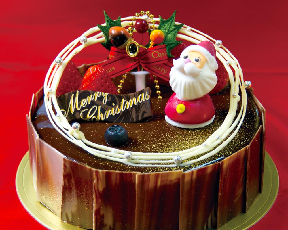 大山珈琲2015年クリスマスケーキご予約受付中。