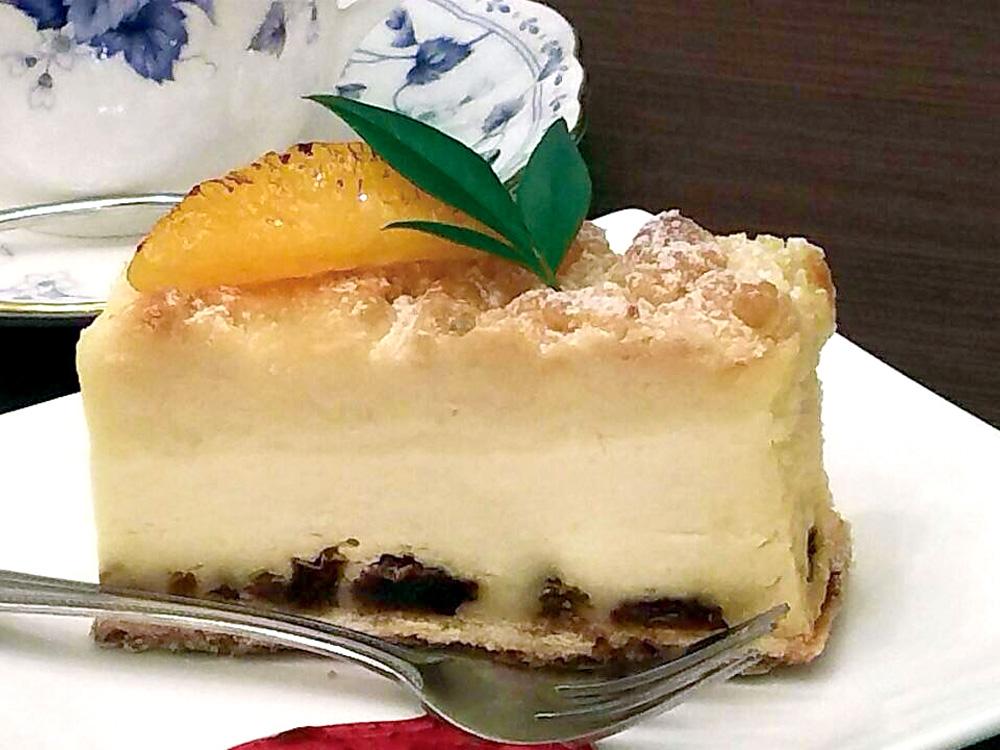 大阪-堺-北野田-大美野-喫茶店-カフェ-大山珈琲-チーズケーキ