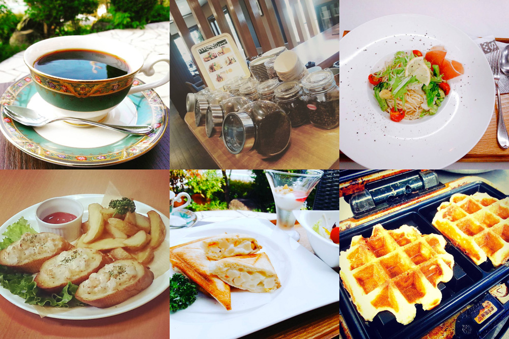 大阪府堺市のカフェ、大山珈琲はインスタグラムを始めました。