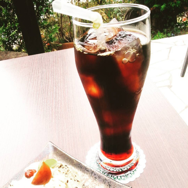 「水出しアイスコーヒー」4月からリリース♪